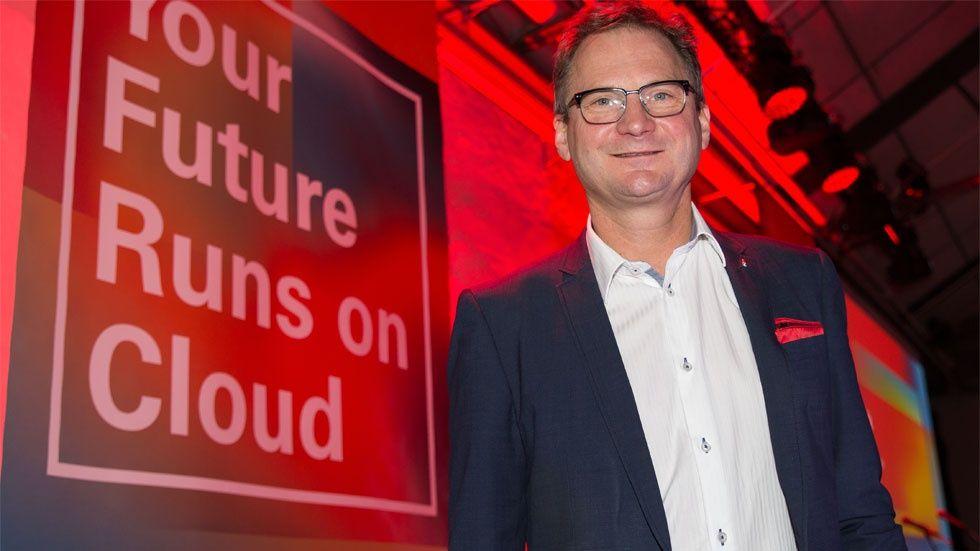 Carl Frögelius, vd på Oracle Sverige