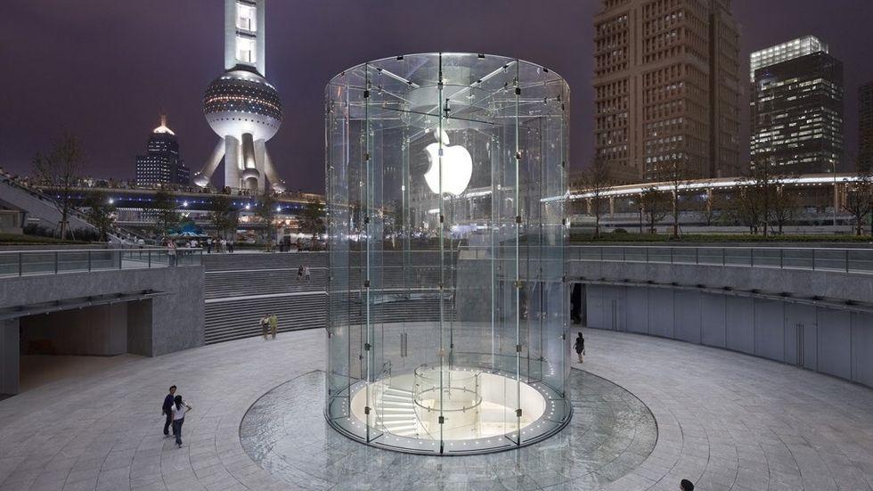Apple i Kina