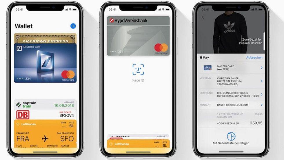 Apple Pay i Tyskland