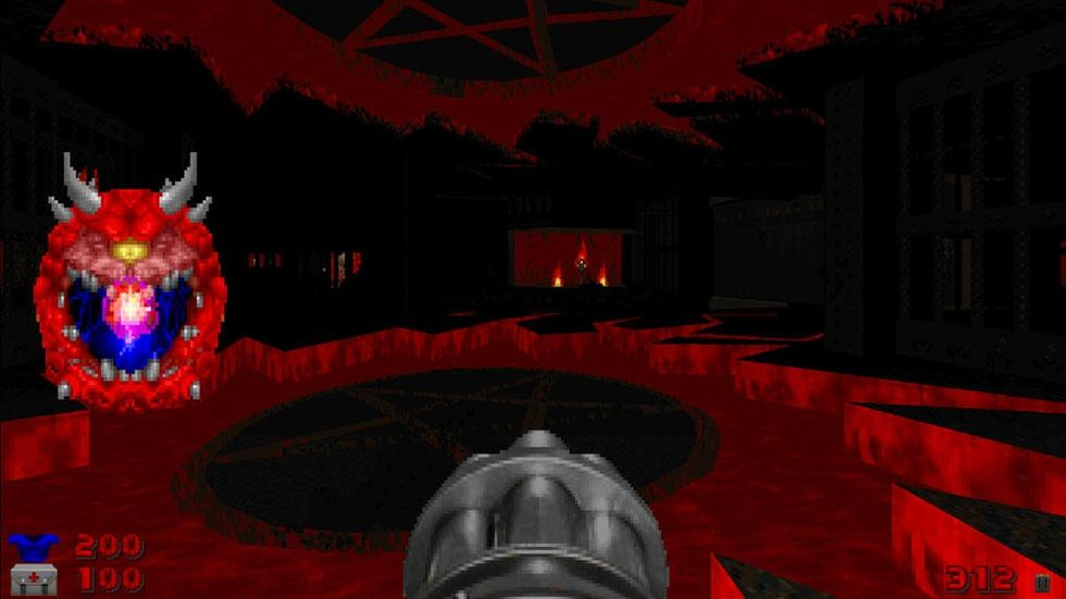 John Romeros nya Doom-mod Sigil
