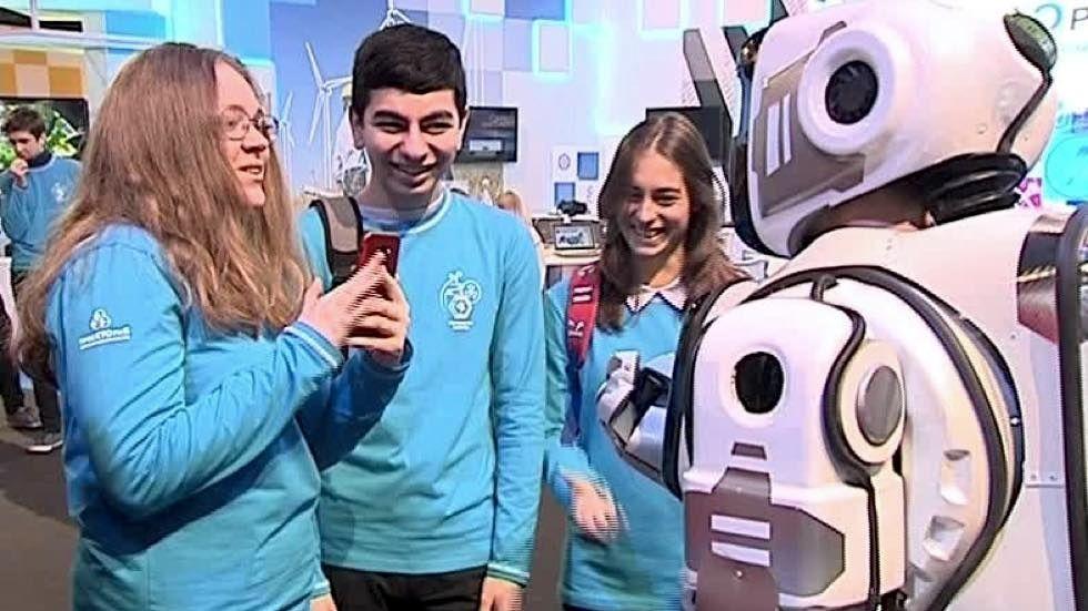 rysk robot