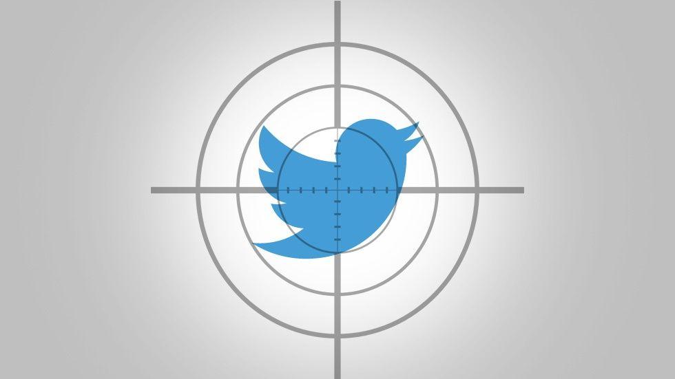Twitterfågeln i kikarsikte