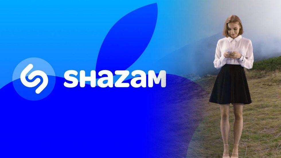Apple, Shazam och Spektral