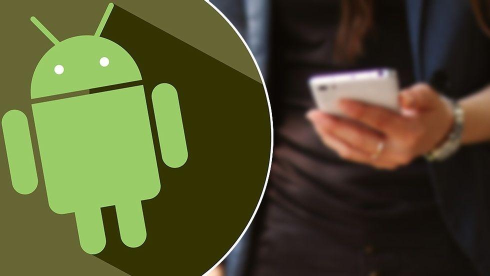 Spam-filter i meddelanden för Android