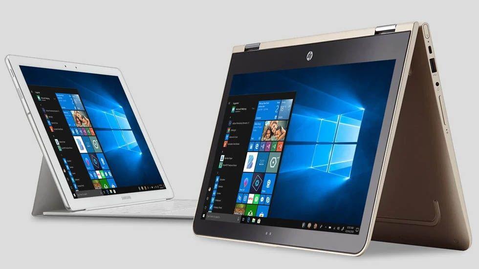 Windows 10-datorer