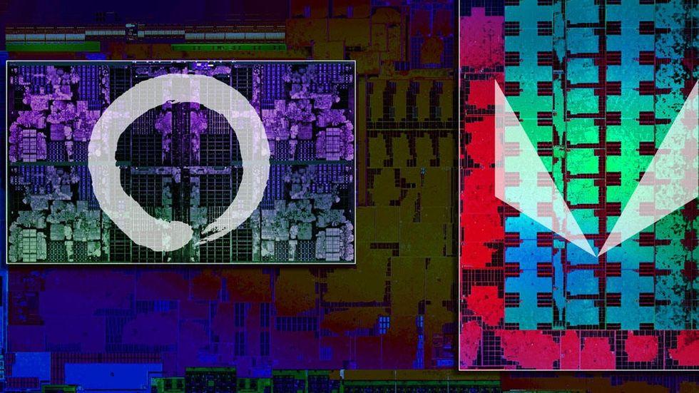 AMD-processor