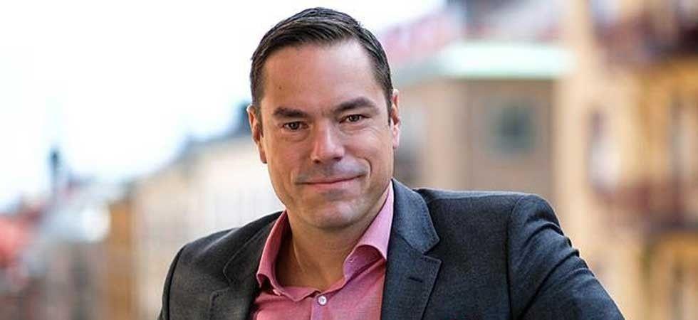 Mikael Noaksson, operativ chef på Advania.