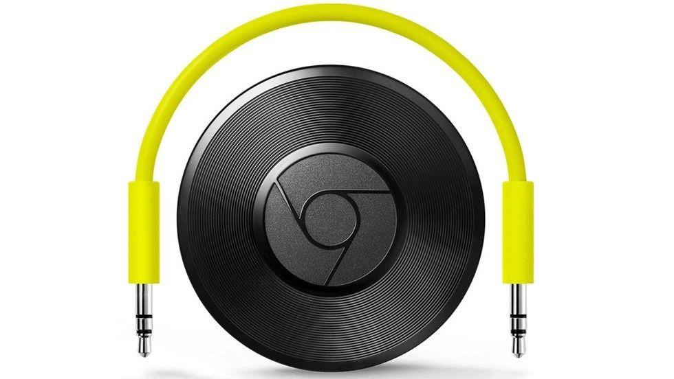 Chromecast Audio slutar tillverkas