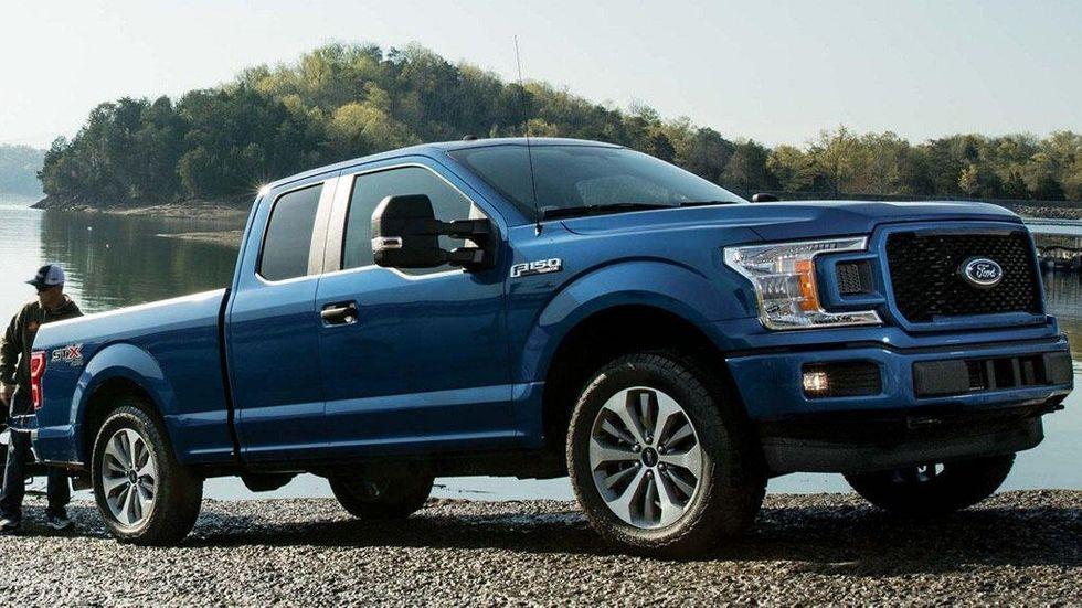 Ford F-pickup