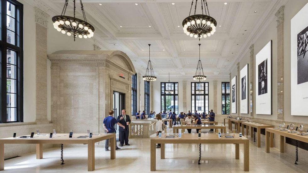 Apple Upper East Side