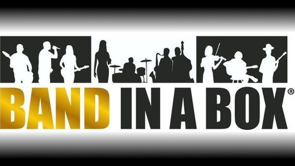 Band-in-a-box 2019 - nu i 64 bitar och med trumnotation - Studio