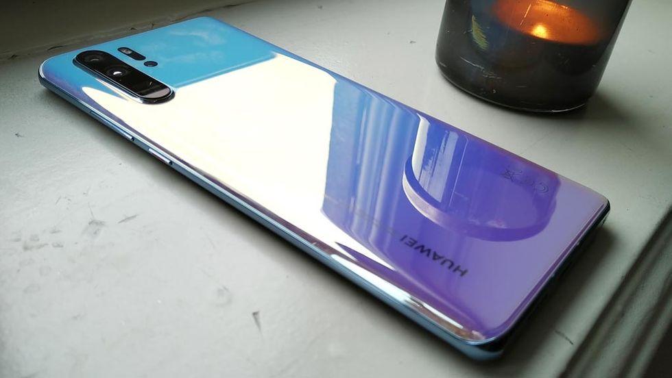 Huawei P30 och P30 Pro