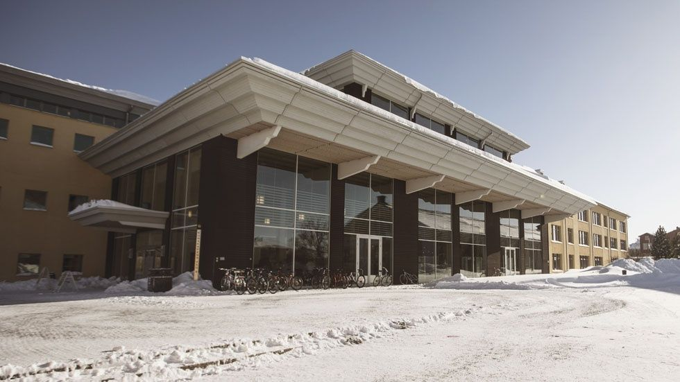 MIttuniversitetet, Campus Östersund