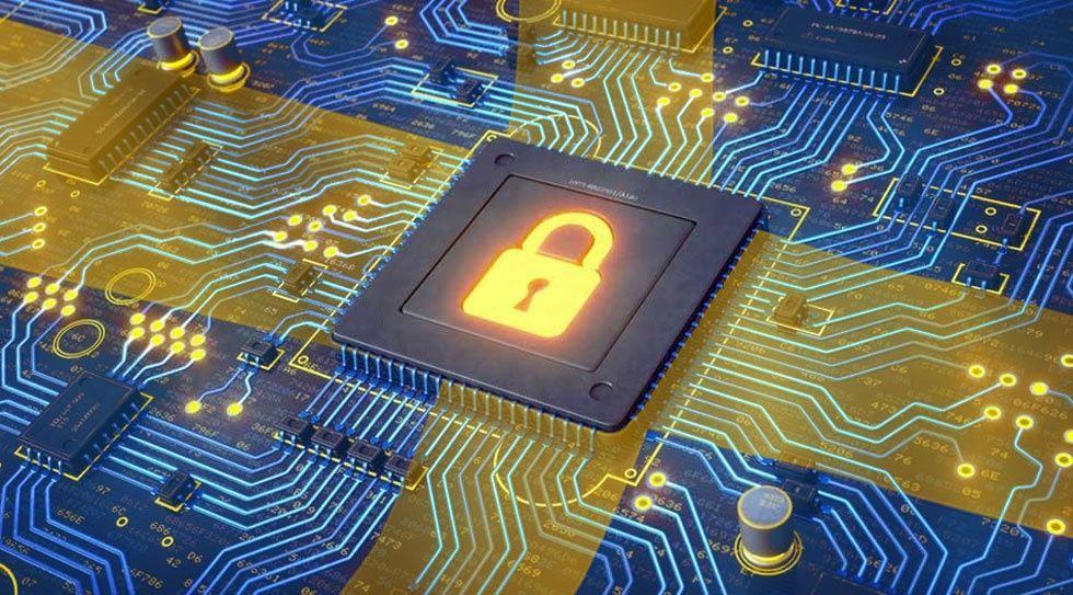 Sverige cybersäkerhet