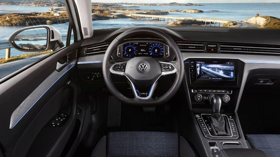 Volkswagen får trådlös Carplay