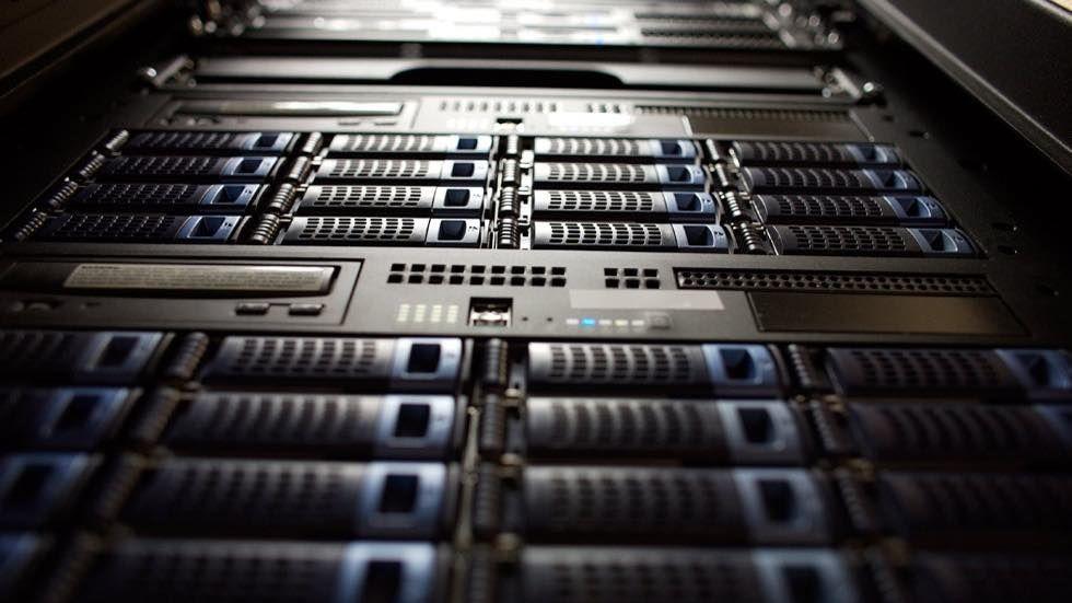 datacenter molnet
