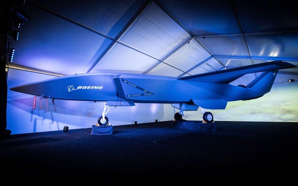 Boeing stridsflygplan
