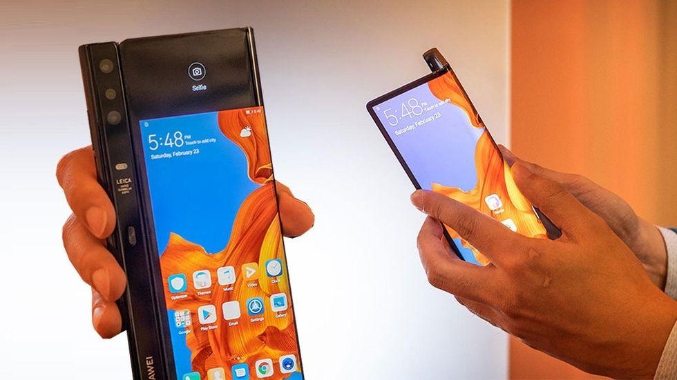 Vikbar Iphone?