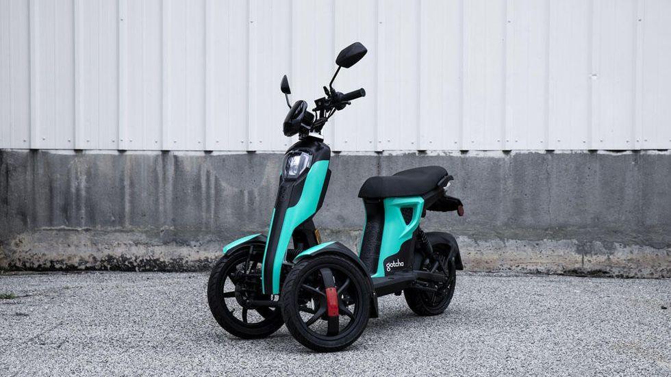 Gotchas eltrehjuling