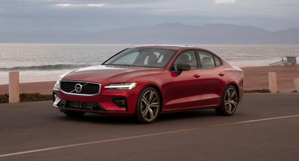 Volvo begränsar topphastigheten