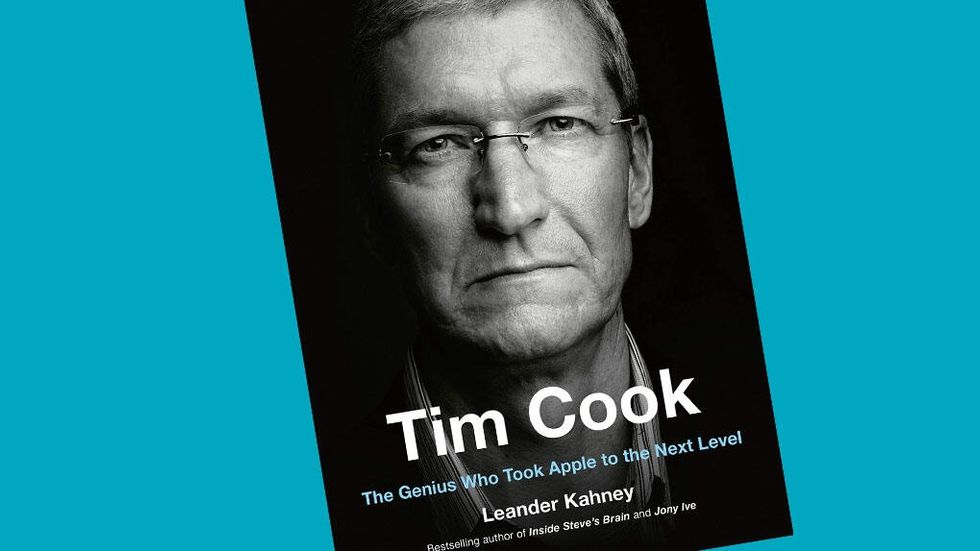 Tim Cook Book