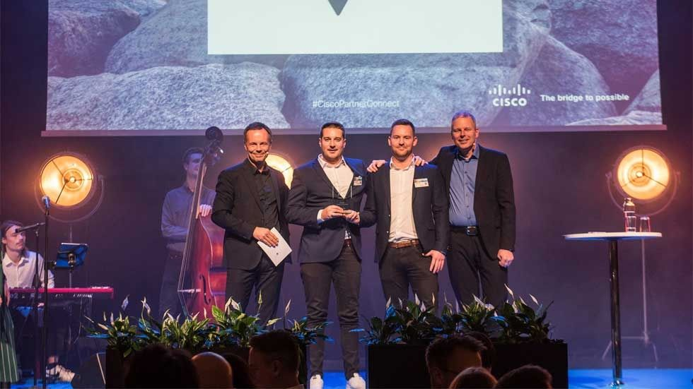 Cisco Partner Connect 2019