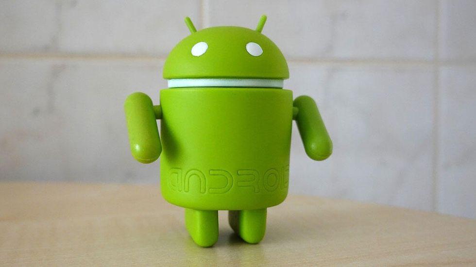 Android antivirusappar
