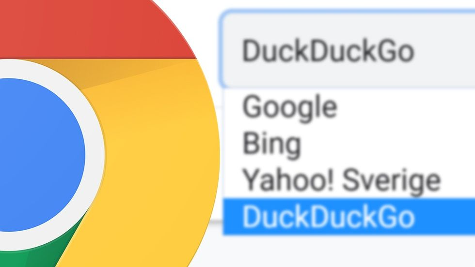 Duckduckgo Chrome