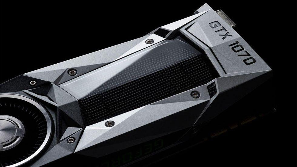 Nvidia GTX 1070