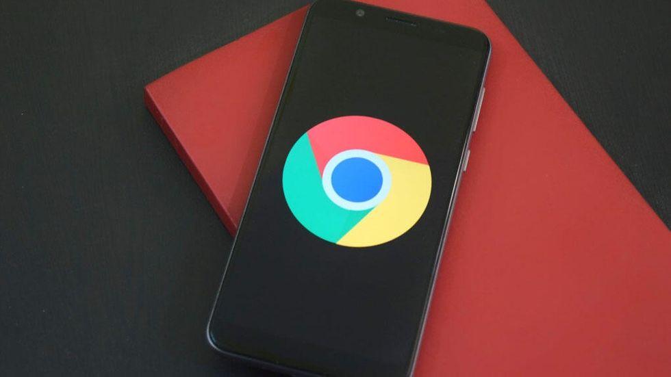 Chrome på Android