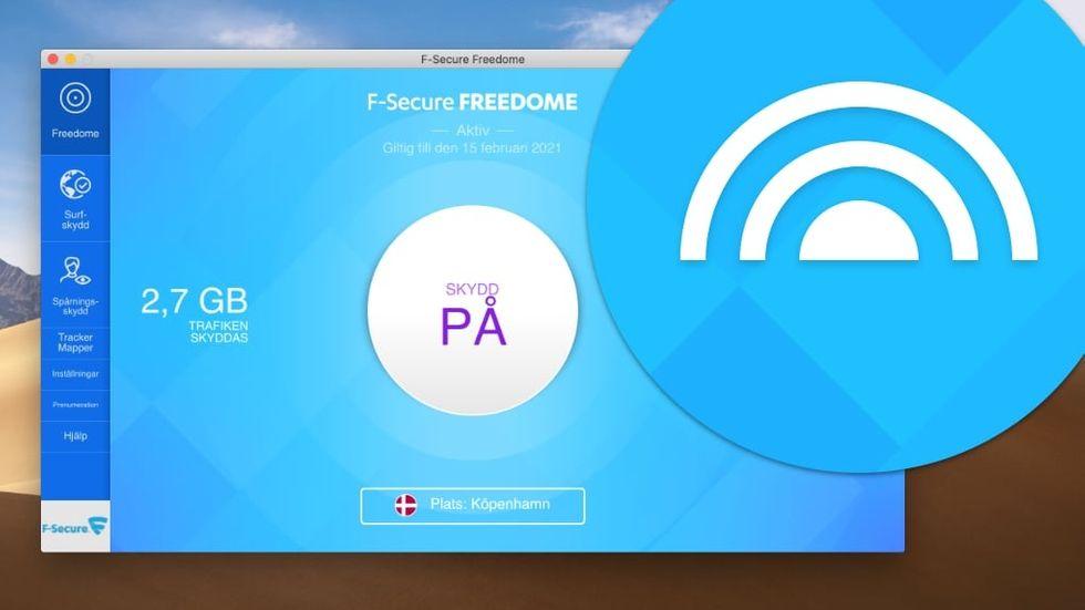 Test Freedome VPN