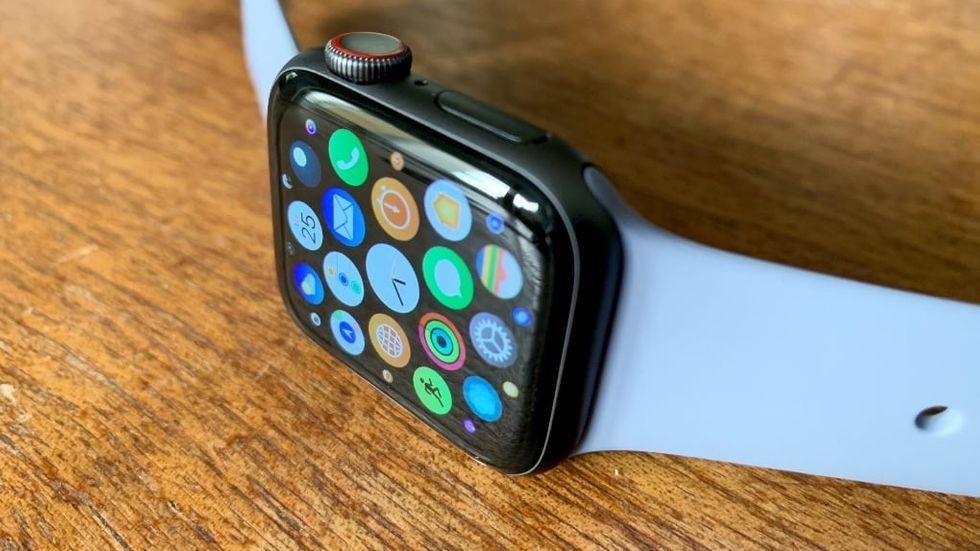 Apple Watch uppdatering