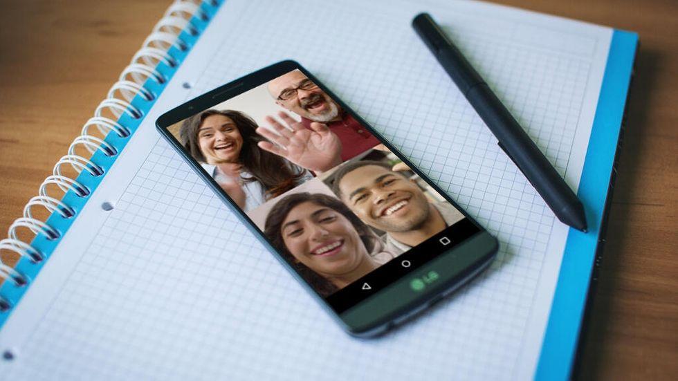 Skype för Android