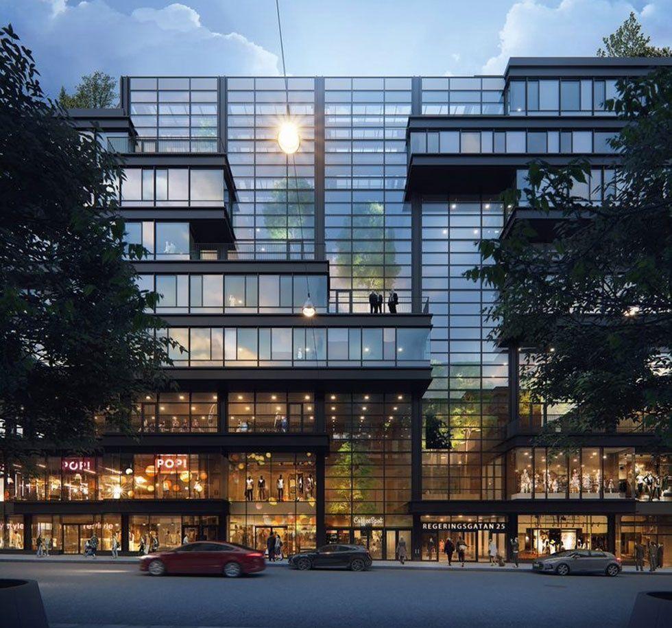 Microsoft Stockholm Urban Escape