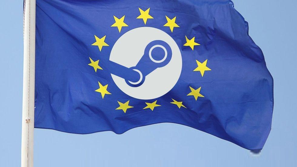 EU geoblockering Steam