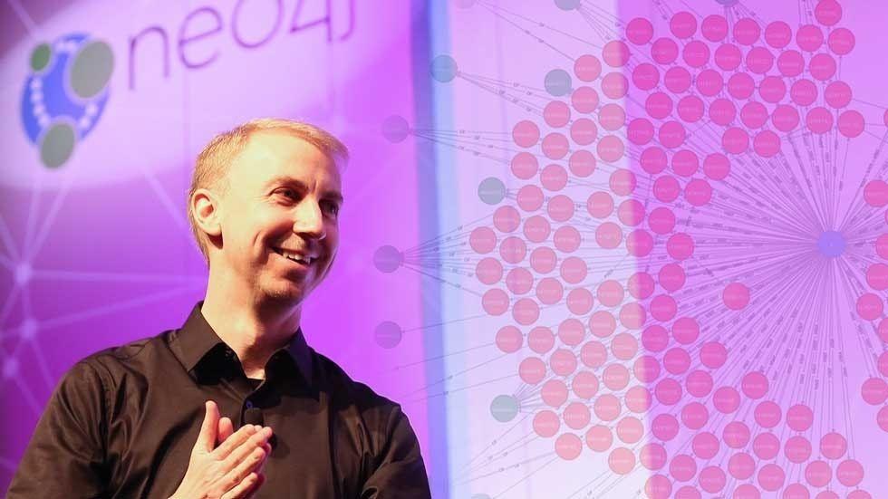 Emil Eifrém grundade Neo4j tillsammans med Johan Svensson för elva år sedan.