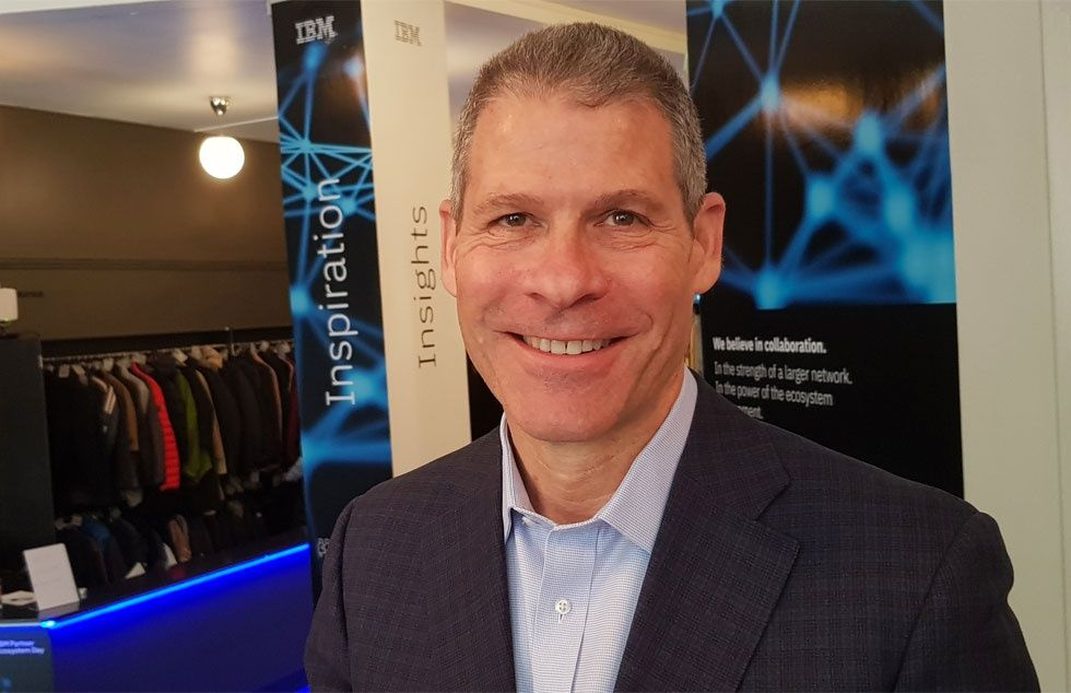 IBM:s globala partnerchef John Teltsch