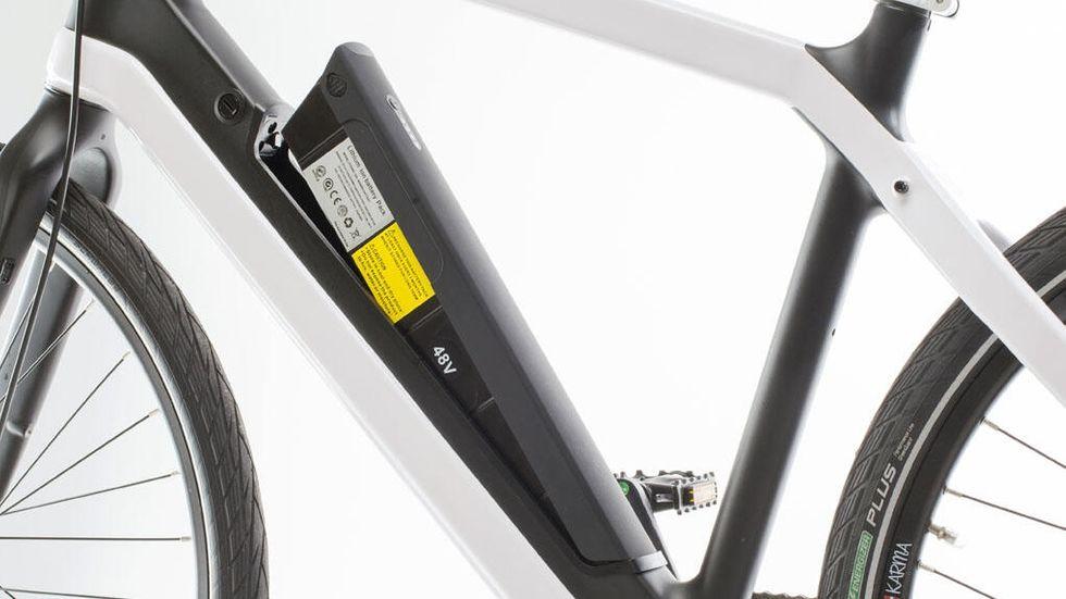 Elcykelbatteri