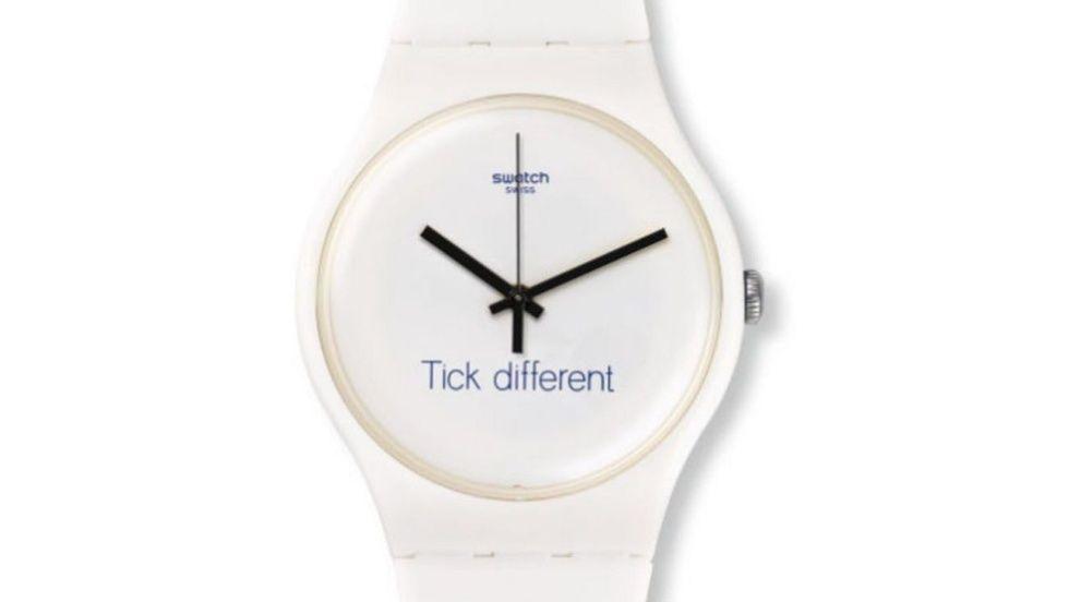 Apple vs. Swatch
