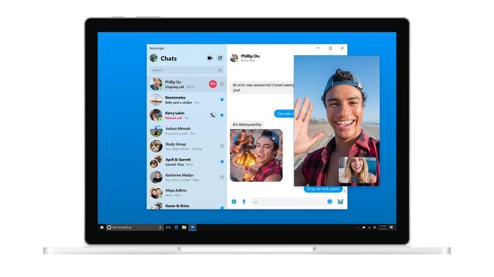Messenger får app för pc och Mac