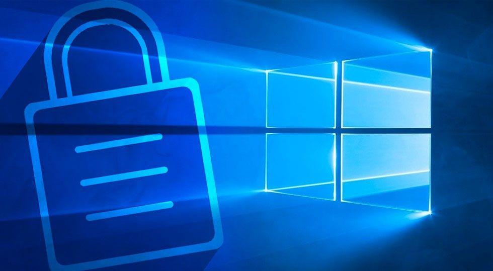 Windows säkerhet