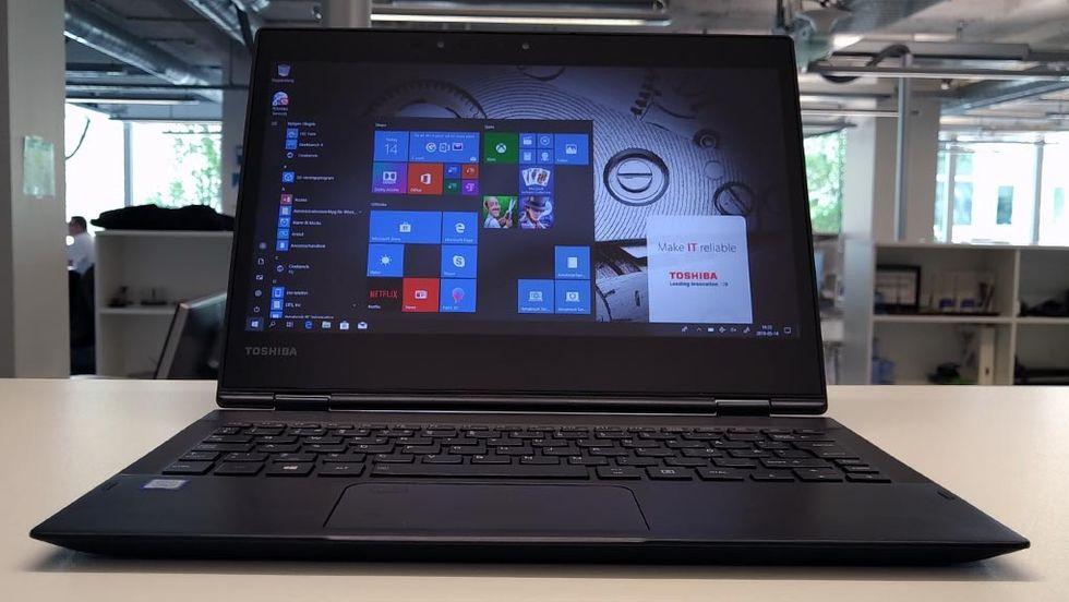 Portégé X20W-E laptop test