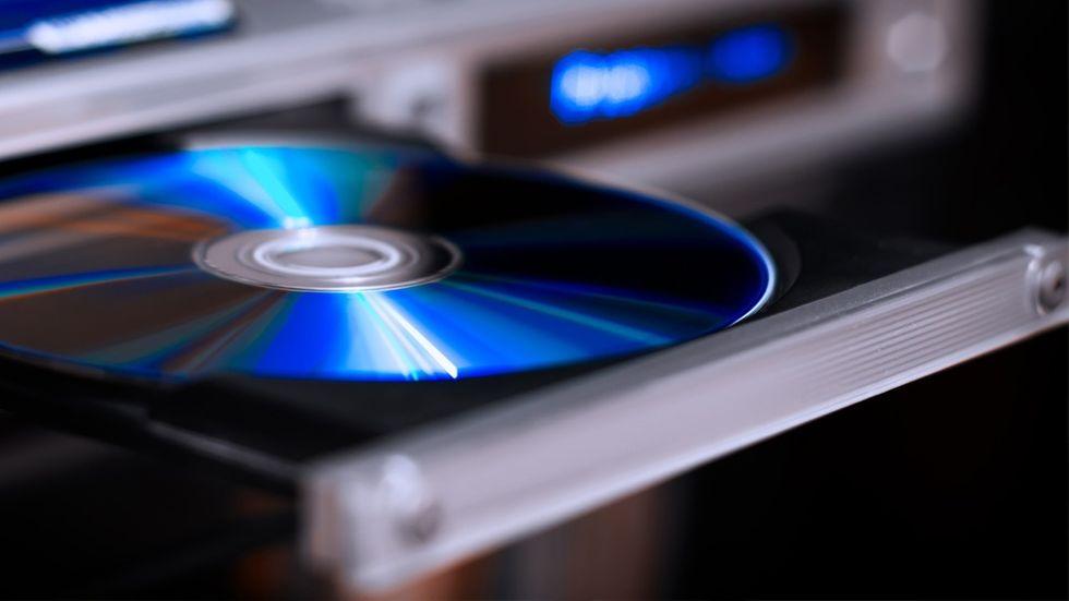 Digitalisera dvd, bluray och vhs