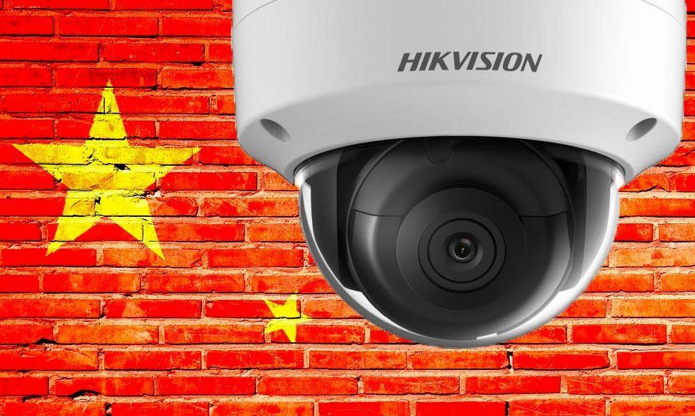 kina övervakning