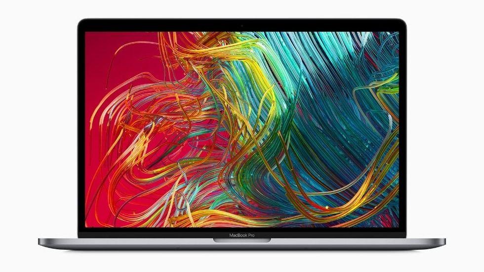 Macbook Pro åtta kärnor värme