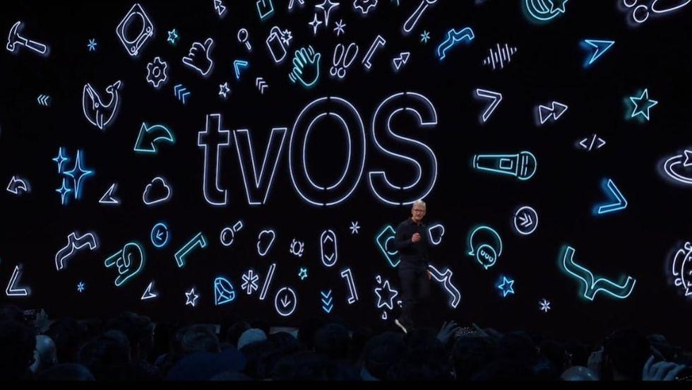 TV OS 13