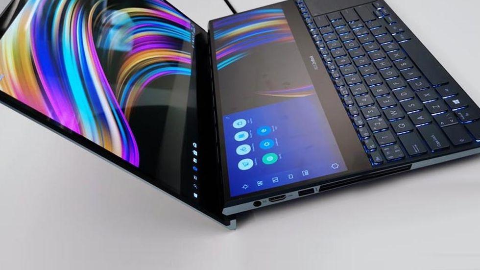 Zenbook Duo Pro