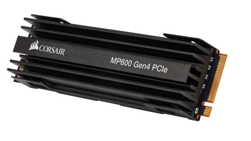 Corsair Force Series MP600 PCIe 4.0 SSD