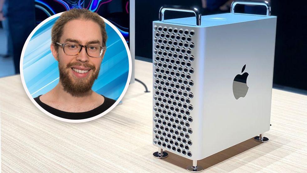 Analys Apple Mac Pro