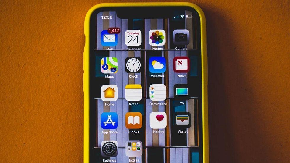 Iphone Avlasta oanvända appar